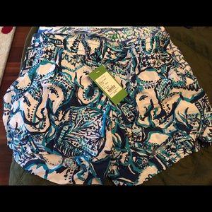 Lilly Pulitzer Katia shorts.  Medium